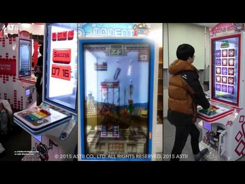 Transparent LCD Display Panels- Gaming Machine