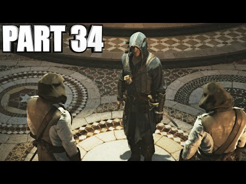 The Execution - Assassin's Creed Unity Walkthrough Part 34 - Sequence 10 Memory 2