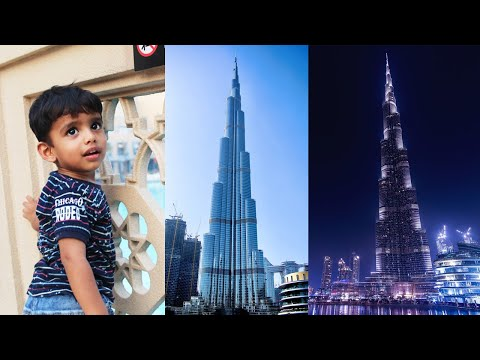 Lakshith Reddy at The Top Burj Khalifa Dubai