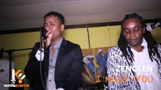 Zenglen - I Need You Live with Wilder Octavius [ 10-31-15 ]