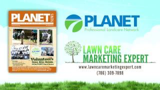 PLANET News - How to Build a Marketing Plan That Grows With Your Lawn Care Business