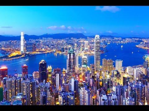 HONG KONG: ORIENTAL LIGHTS  -4K