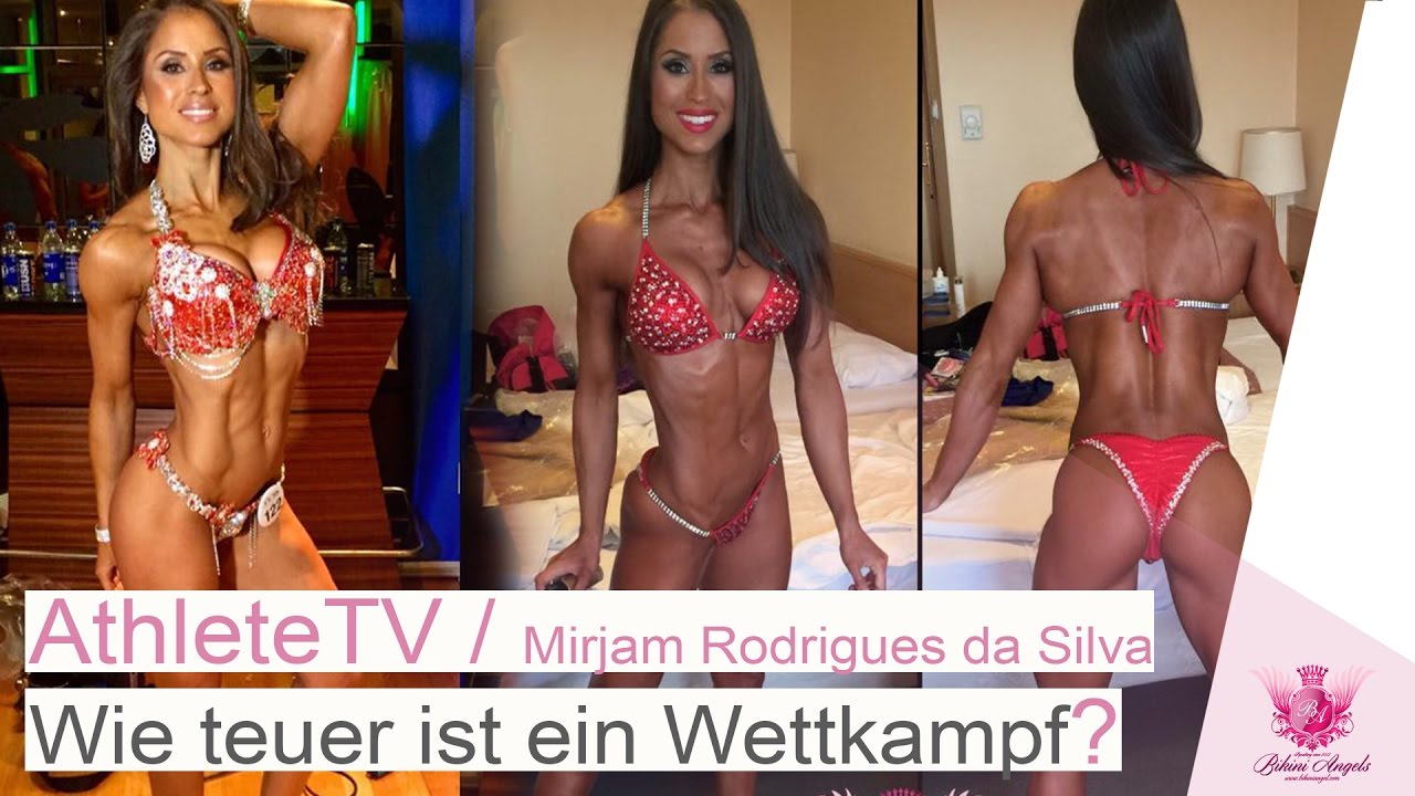 athletetv 2 wie teuer ist ein bikini wettkampf youtube. Black Bedroom Furniture Sets. Home Design Ideas