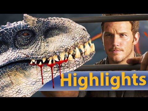 Jurassic World 2: Easter Eggs Und überraschendes Ende | Das Sind Die Highlights Aus Jurassic World 2