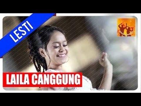 Lesti Laila Canggung