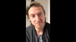 Arthur Darvill reads Loveliest of trees, the cherry now by A. E. Housman | Readings from the Rose