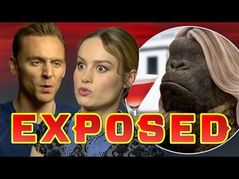 EXPOSED: Kong Was a Total Diva on Set of Skull Island