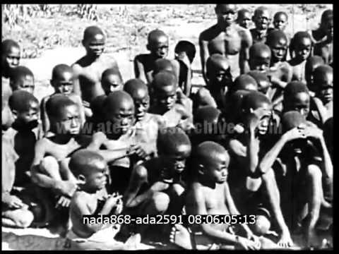 David Livingstone en Afrique - Première partie
