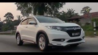 Cekap & Selamat Ep.5 bersama Honda HR-V - Roda Pusing Panduan Pemanduan di Kawasan Kampung