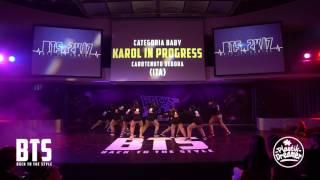 BTS 2K17 - CHOREOGRAPHIC (Baby) \\ Karol In Progress (Italy)