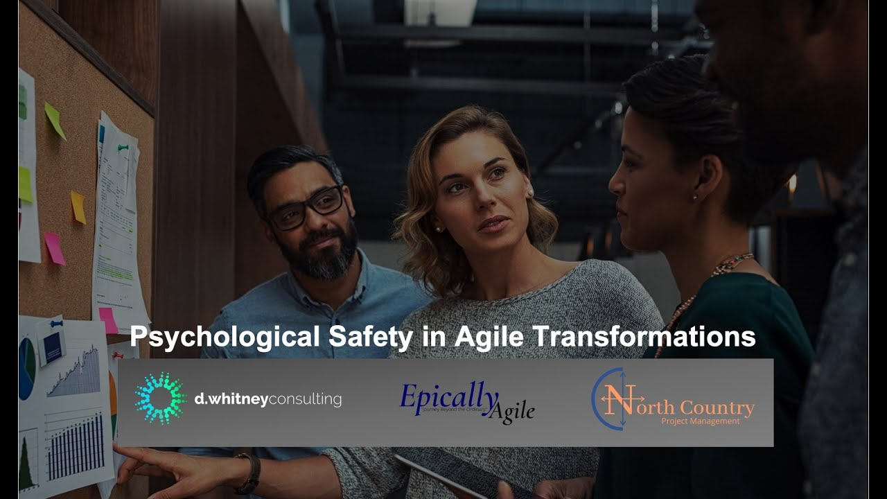 Psychological Safety in Agile Transformation