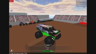 DASHER761's ROBLOX Monster Jam moment
