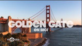 Cruzar el Golden Gate en bici (y caerse) | San Francisco #2
