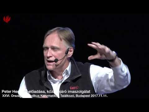 XXVI. Országos Katolikus Karizmatikus Találkozó - Peter Herbeck előadása