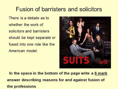An introduction to lawyers in UK (version 2)