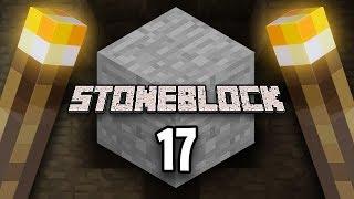 Minecraft: StoneBlock Survival Ep. 17 - INFINITY INGOTS