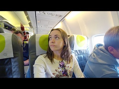 ВЛОГ Черногория 🇲🇪 Сработала сигнализация в аэропорту Тиват! Перелет в Москву! 21 апреля 2018