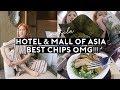 Manila🇵🇭 Hotel Room Tour, Meeting Qtees, Adopt Us Healthy Options lol | DTV #112