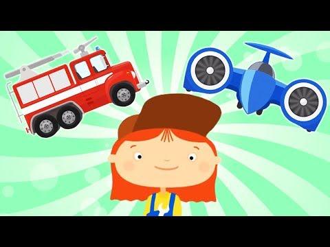 Car cartoons for kids. Full episodes cartoon
