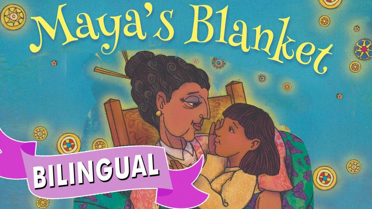 Mayas Blanket La manta de Maya