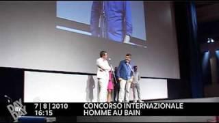 7 | 8| 2010 - Concorso Internazionale: Homme au bain by CISA