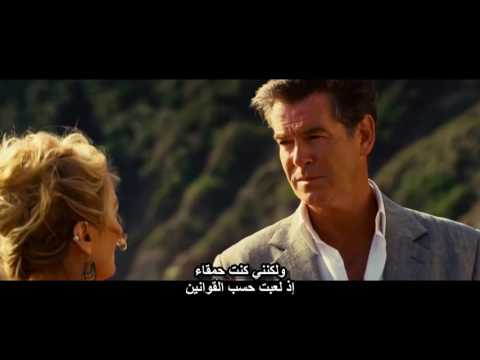 The winner takes it all - Meryl Streep and Pierce Brosnan  م