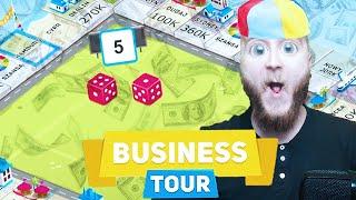 DIABEUU GRA JAK JAKIŚ UPOŚLEDZONY! | Business Tour [#40] (With: Dobrodziej, Diabeuu, Plaga)