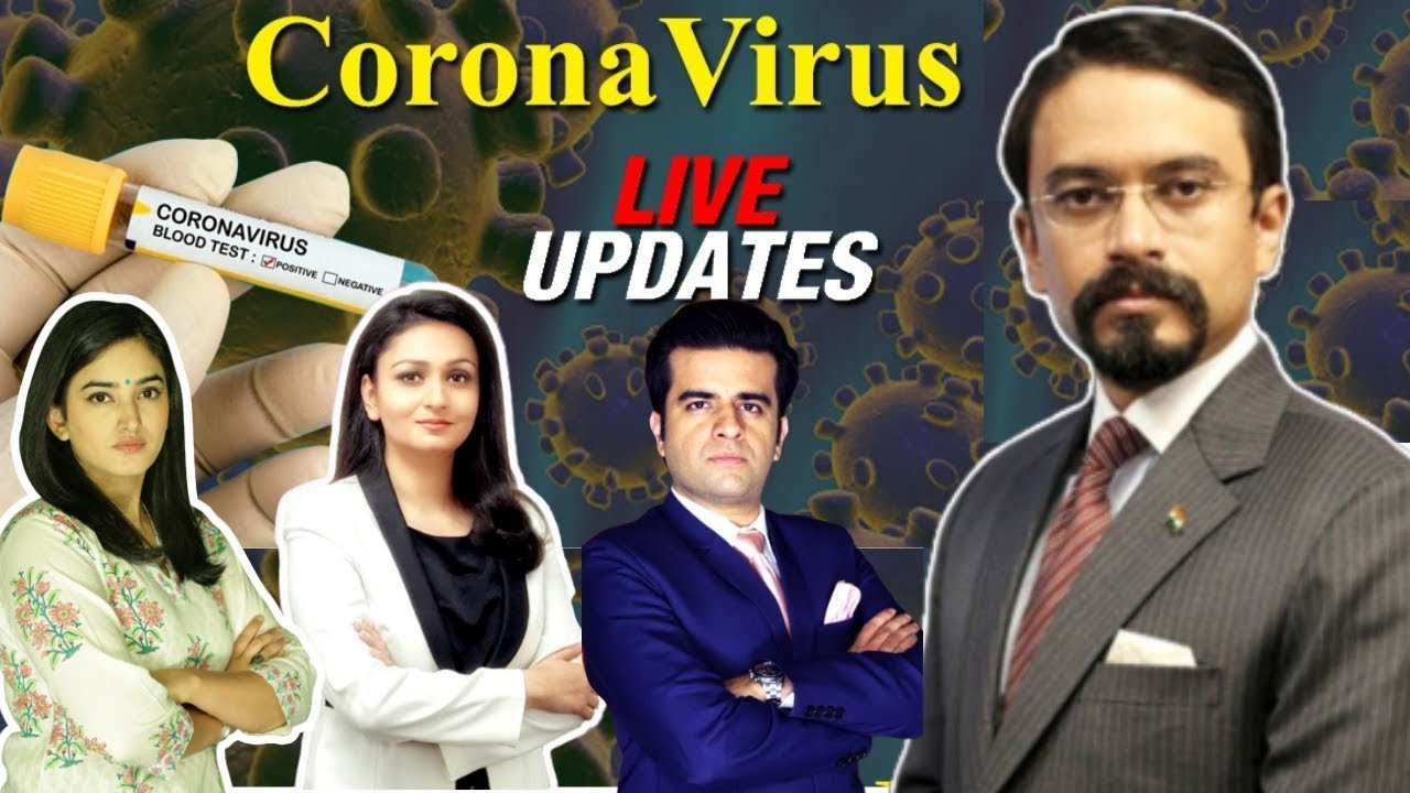 Coronavirus India News Live Updates Lockdown 4 0 Coronavirus Vaccine Covid 19 Cases India Newsx Youtube