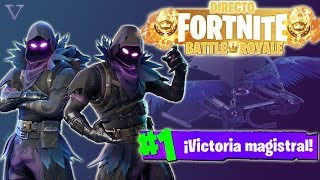 🔴 - NEW SKIN - CUERVOGETTA IN FORTNITE!