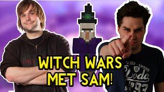WITCH WARS MET SAM!