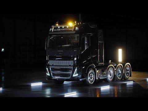 Volvo Trucks – The new Volvo FH16 Exterior Walkaround