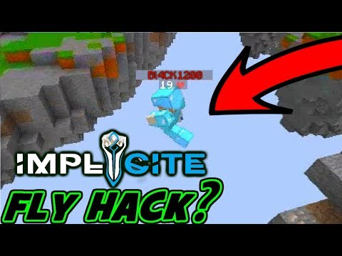FLY HACK IMPLICITÉN😱?! | Hackelünk #1