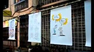 u ba gyan street cartoon show 2011