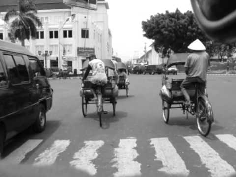 Lagu Tegalan - Man Draup Tukang Becak