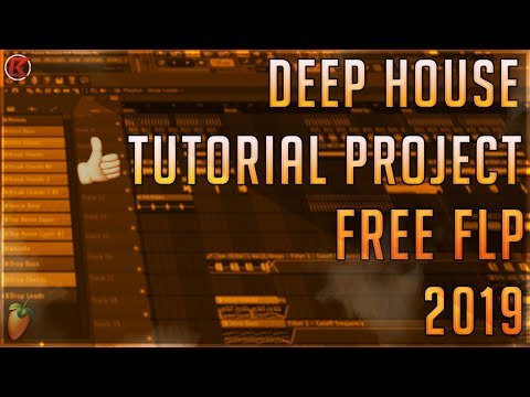 Deep House | Tutorial Template | FREE FLP + Vocals | FL Studio 12 | 2019 thumbnail