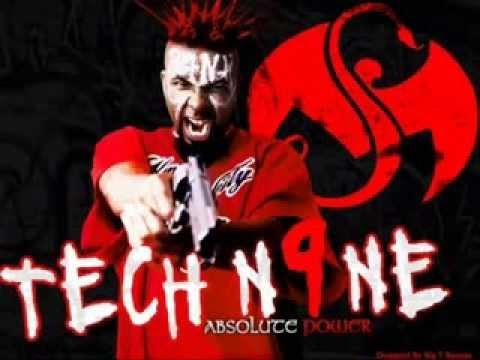 Tech N9ne Take it Off -فرقة الرابر تك ناين