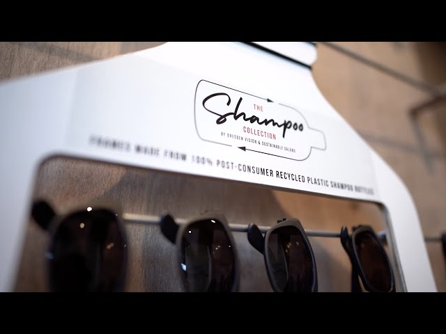 The Shampoo Collection | Dresden Vision x Sustainable Salons