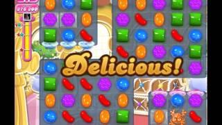 Candy Crush Saga Level 1017 (No booster, 3 Stars)