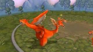 Spore Pokemon Charizard