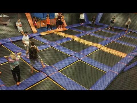 Sky Zone Allendale Dodgeball Mania (4/6/17)