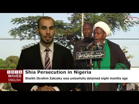 Zakzaky's son: My father is gradually going blind, dying in DSS detention .2016/07/25