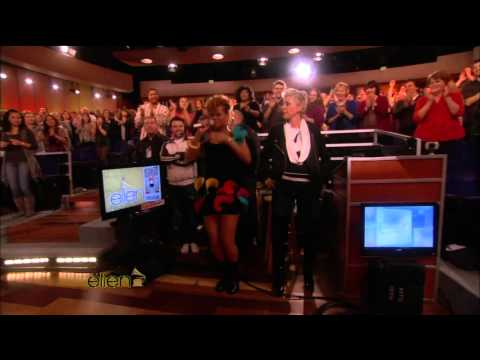 Don't Stop The Music   Rihanna @ (Ellen DeGeneres Show 01022010) HD [1080p]