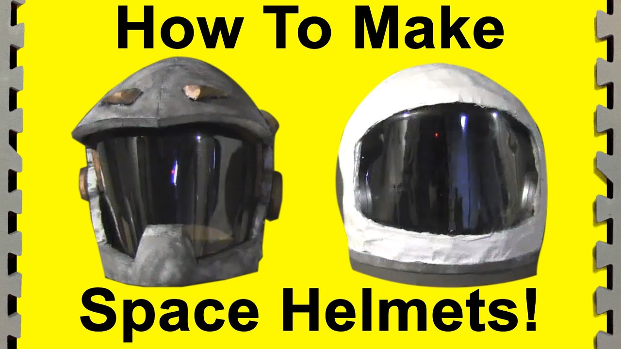 make your own astronaut helmet costume - photo #7