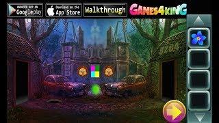 G4K Jungle Temple Escape walkthrough Games4King.