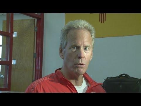 Lobos Head Coach Bob Davie worried about defense