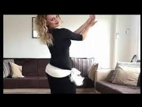 البنت دي جننت بنات وشباب مصر برقصها علي مهرجان شاب جدع رقص مهرجانات بنات2019 Youtube
