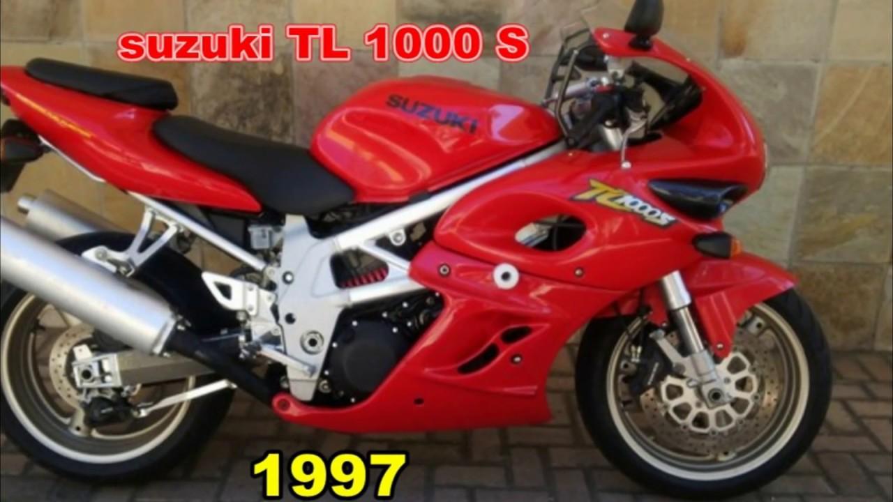 Suzuki Tl 1000 S  1997 A 2001 Ficha T U00e9cnica E Top Speed