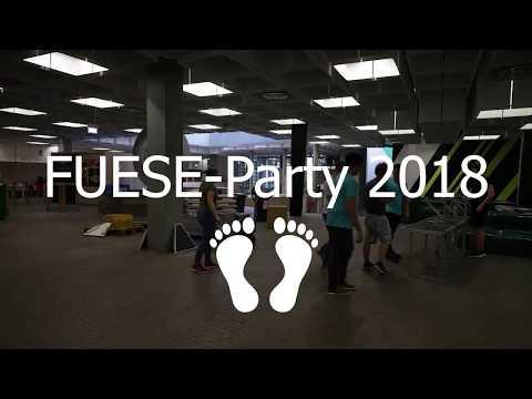 Uni Ulm - FUESE Party 2018