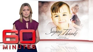 Saying thanks: Part one - Should organ donors and recipients meet? | 60 Minutes Australia