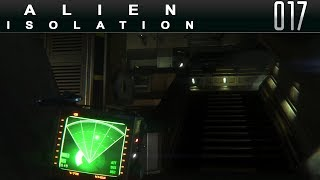 👽 ALIEN ISOLATION [017] [Horror im Treppenhaus] thumbnail